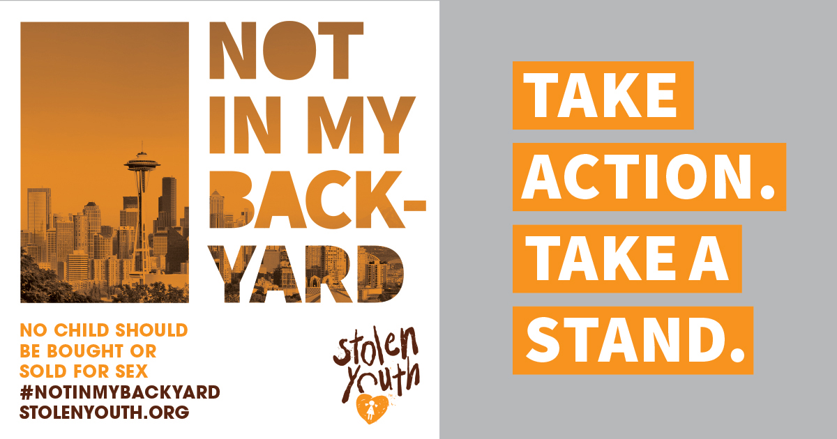 StolenYouth | Not in my Back Yard